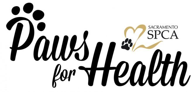 Pawsfor Health logo