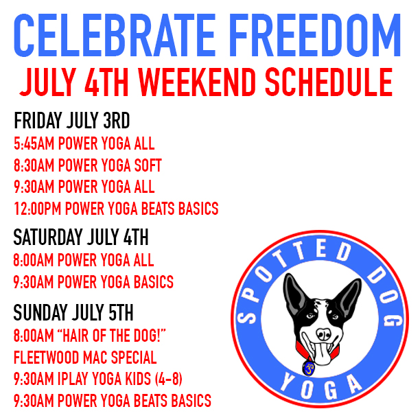 4th-of-July-Schedule