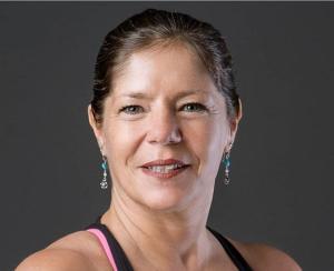 yoga teacher Karen torrone